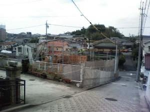 もうひとつの憧憬舎 Vol.1 R邸  NO.9 1階コンクリート打設