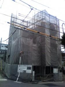 もうひとつの憧憬舎 Vol.1 R邸  NO.12 3階コンクリート打設