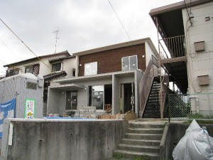 名東区文教台の家