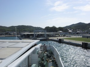 建築探訪 in 直島