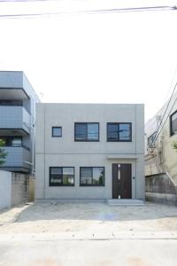 山野田の家 完成