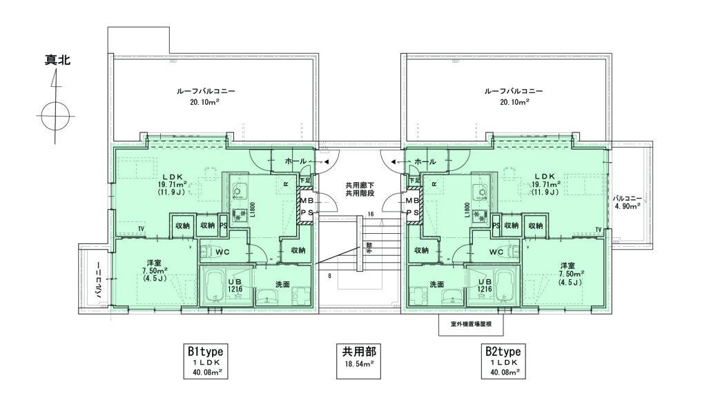 宮下M-3階平面図HP用