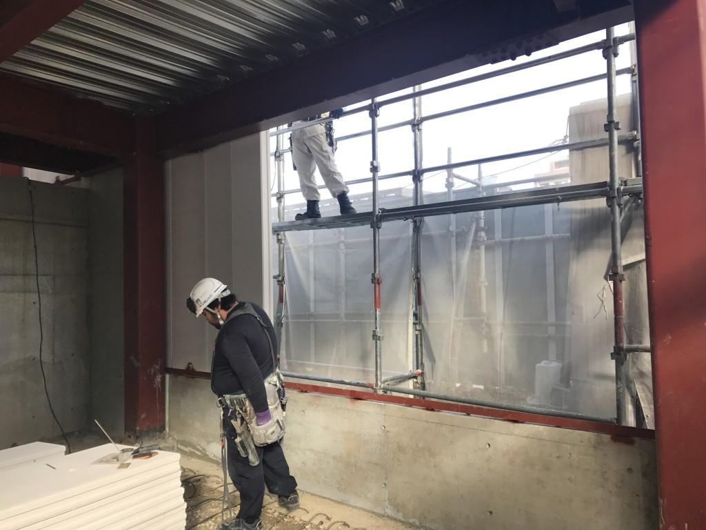 中尾産業㈱社屋・住宅新築プロジェクトNo.3