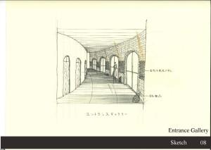 08_Sketch-Entrance Gallery-001(1)