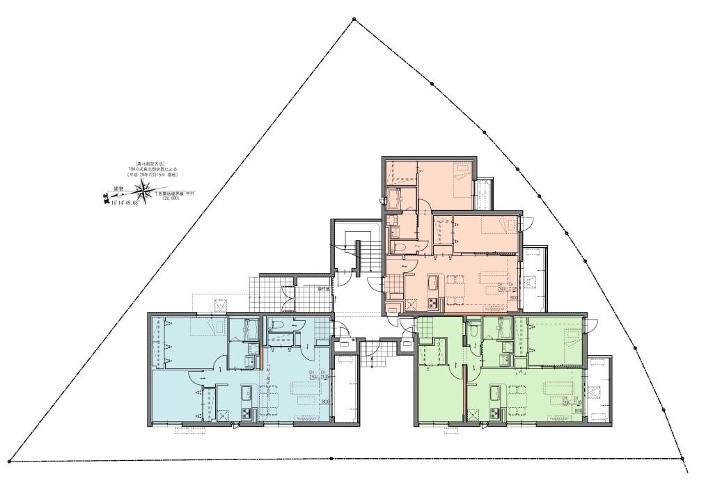 A-16 1階平面図