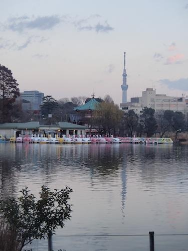 東京建築散歩13 上野