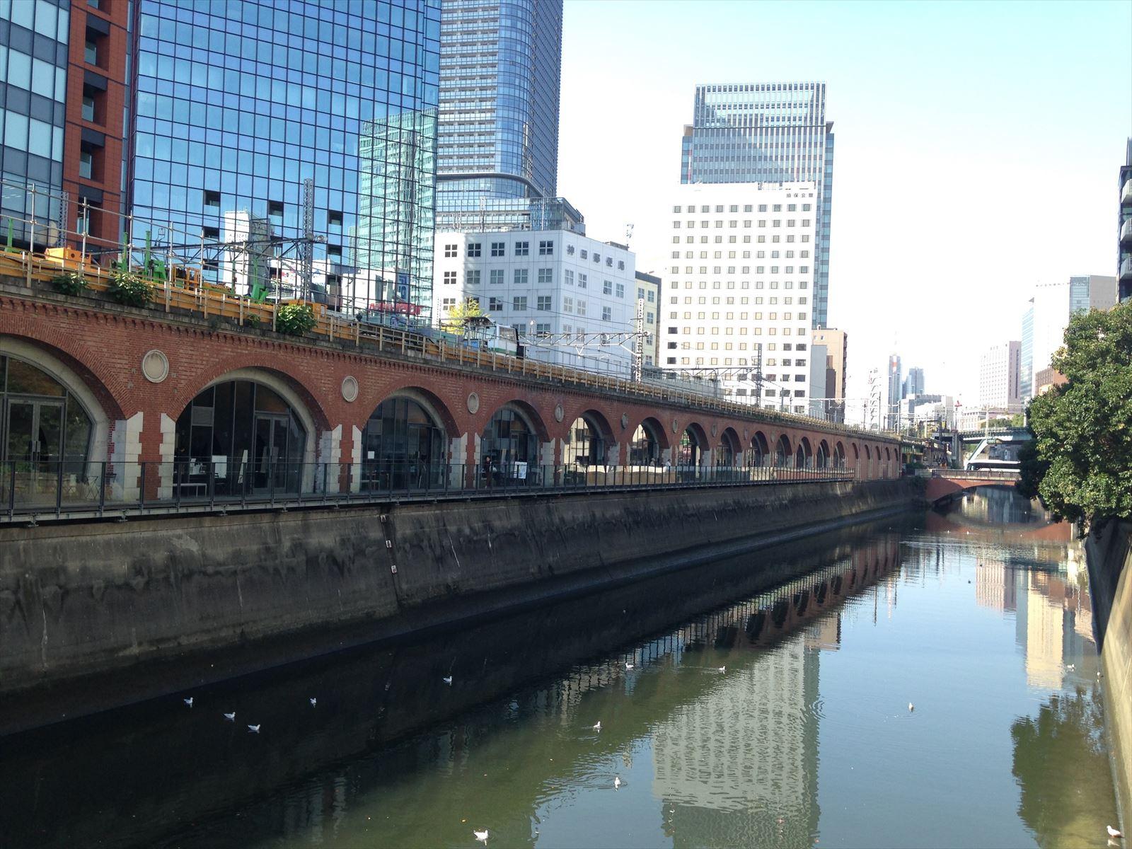 東京建築散歩15 神田〜銀座