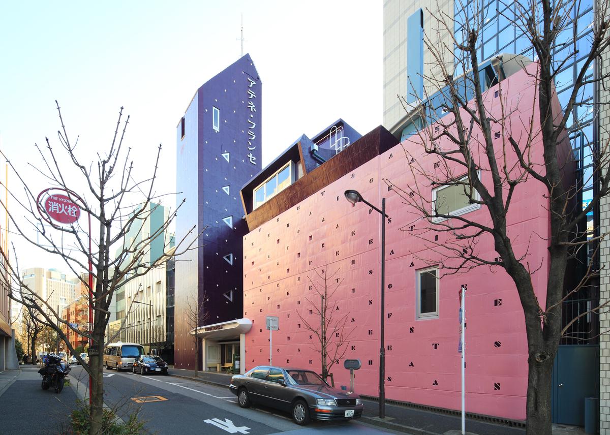 東京建築散歩19 フランス