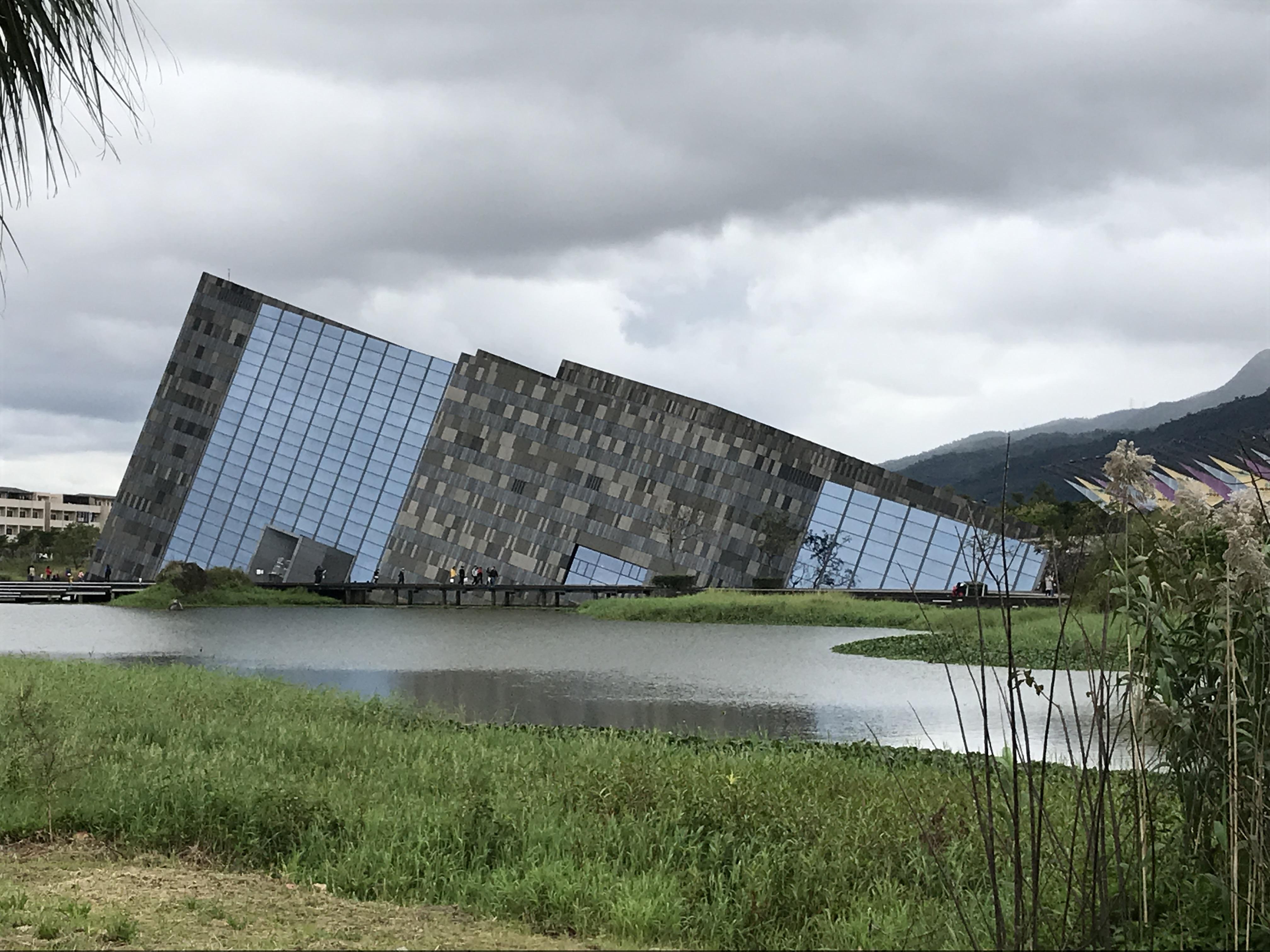 台北 最近の建築 4