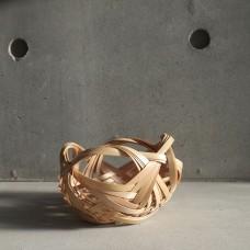 「竹を編む」竹細工に挑戦!